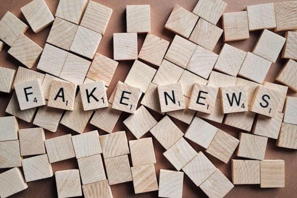 trending lies, fake news